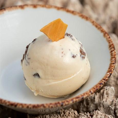 Мороженое из бородинского хлеба - фото 4657