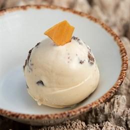 Мороженое из бородинского хлеба