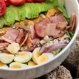 Салат кобб с курицей