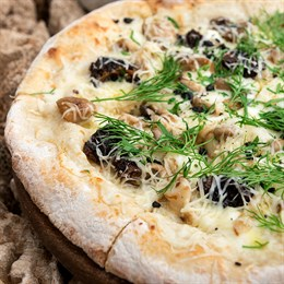Пицца «Mushrooms»