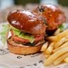 Мини бургер из говядины - фото 5021