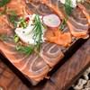 Карпаччо из лосося - фото 5231