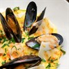 Ризотто с шафраном и морепродуктами - фото 5237