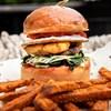Бургер с курицей - фото 5246
